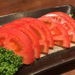 大新 - 冷やしトマト