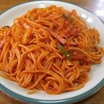 かとれあ - 料理写真:スパゲッティ(大盛)