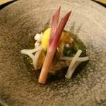 湖月 - 蛸の酢の物