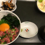 カフェ オニオン - ネギトロ丼 800円