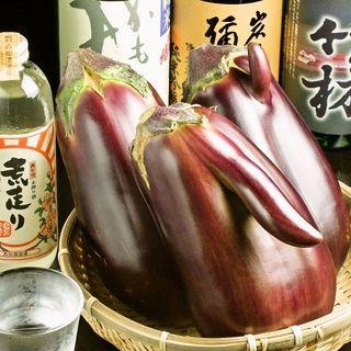 【日本一うまい茄子】天狗なす(愛知)