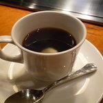 ステーキ・デボン - ☆ホットコーヒーもありますよ(^◇^)☆
