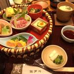 うなぎ料理 江戸川 -