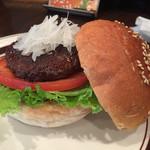 71222012 - プレーンハンバーガー