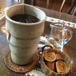 カフェ・ド・ジーノ - アイスコーヒー