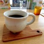 おむすびcafe 粒 - 珈琲:パプアニューギニア