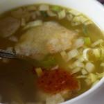 バリレストラン 海辺のSayang - 料理写真:スープ