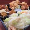 せんぼんぐらばー館 - 料理写真:ぐらばー弁当  の皿うどん