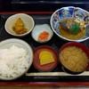 食事処 かすり - 料理写真:さば味噌定食(600円)
