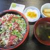 さくら亭 - 料理写真:馬トロ丼
