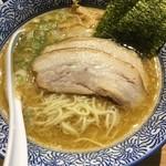 煮干し中華そば 麺屋 銀星 高円寺 - 料理写真: