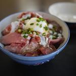 コイズミデリカテッセン - 料理写真:ローストビーフ丼~☆