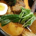 奥芝商店 - ホロホロ角煮カリー海老スープ