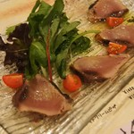 Jinx - 鮮魚のカルパッチョ