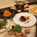 Jinx - 和洋食創作料理
