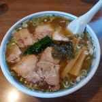 一平食堂 - 料理写真:チャーシュー麺