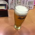黒石や - 生ビール