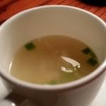 レッドロブスター - スープ