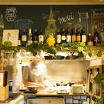 ワイン食堂 がっと - 女性シェフが腕を振るいます!