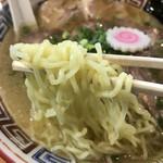 気仙沼 かもめ食堂 - チュルチュル麺!