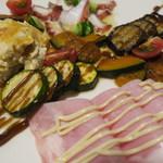 トラットリアTibi - 前菜