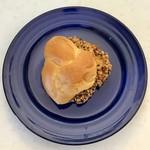 イソップベーカリー - チキンバーガーです。