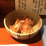 めしの助 - イカ納豆