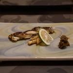 平花とんぼ - 太刀魚