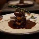 平花とんぼ - 仙台牛と長芋