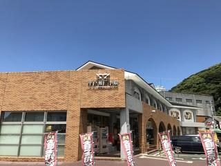 平戸瀬戸市場 レストラン - 外観!