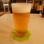 Comic Cafe & Bar しょかん - 生ビール