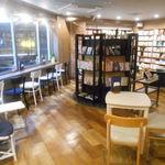 Comic Cafe & Bar しょかん - 店内1