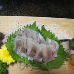 光緑園 西清 - 岩魚のお刺身