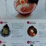 71237061 - 八王子ラーメン公式ガイドブック(無料配布)