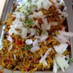 カフェと印度家庭料理 レカ - チキンビリヤニ