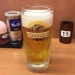 71238451 - 生ビール310円