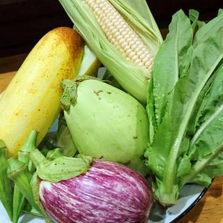 農家直送の京野菜をご堪能下さい!