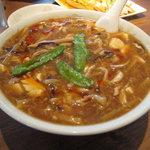 中華料理 華宴 - スーラータン麺2011,3