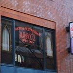 インドレストラン モティ - 落ち着いた雰囲気のお店