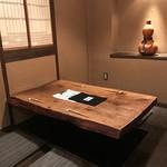 瓢六亭 - 半個室(4名様)