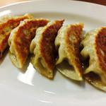 パーワン軒 - 焼き餃子