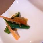 イタリア厨房 KUNISHIMA - オクラ