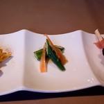 イタリア厨房 KUNISHIMA - 前菜