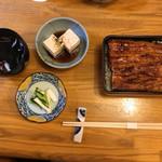 志んぼ - 料理写真:鰻重