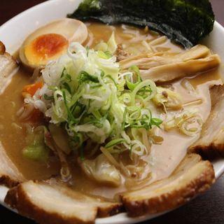 味噌焼豚拉麺