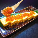 銀の蔵 - 鮭マヨ玉子焼きいくらぶっかけ