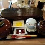 ヴェルシオーネ若潮 - 料理写真:日替わり定食