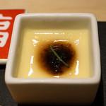 中目黒いぐち 上ル - 季節の茶椀蒸しを ワンスプーンで