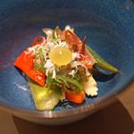 中目黒いぐち 上ル - 野菜の和サラダ