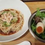 UMAMI SOUP Noodles 虹ソラ - 「虹式ピピン麺」(2017年8月8日)